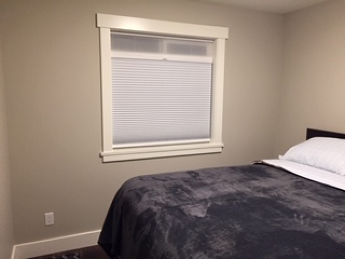 2 bedroom and one washrrom newly built unit