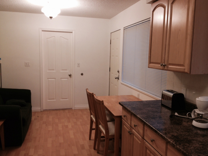 Furnished Basement Suite Near BCIT And SFU